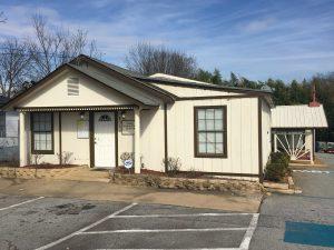 New home of the Good Samaritan Center